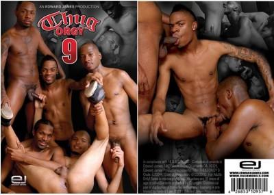 Thug Orgy 9 (2012) DVDRip cover