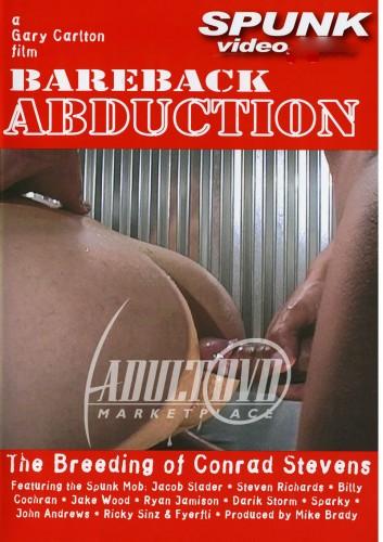 Bareback Abduction. The Breeding of Conrad Stevens