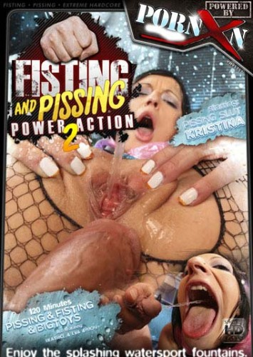 Fisting and Pissing Power Action #2 cover