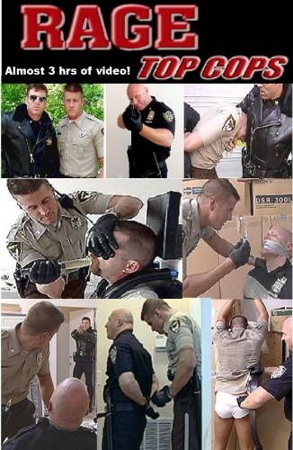 Academy Men - Top Cops II Rage