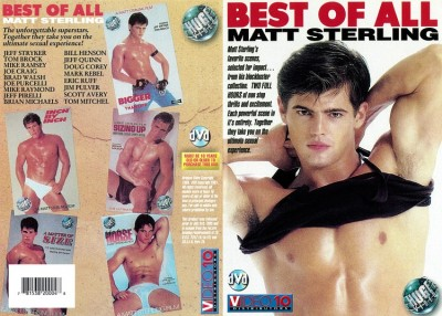 Best of All Matt Sterling Bareback (1989) - Jeff Stryker, Matt Sterling, Tom Steele