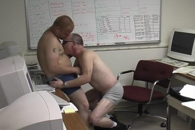 [Pig Daddy] Office Boys Scene #2 cover