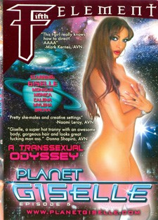 [Lust World Entertainment] Planet Giselle vol5 Scene #1 cover