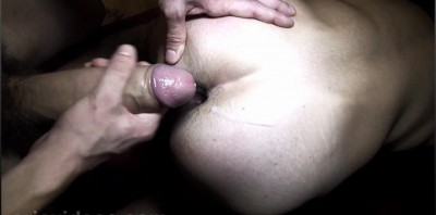 Ricky gets plowed and filled up by David's 9,4in dick cover