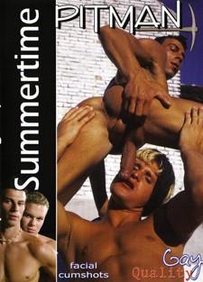 [Pitman] Summertime Scene #5 cover
