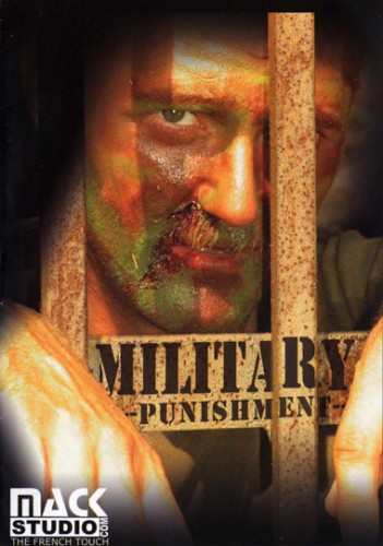 Military Punishment cover
