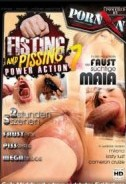 Fisting And Pissing Power Action 7 cover