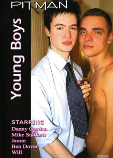 [Pitman] Young boys Scene #1 cover