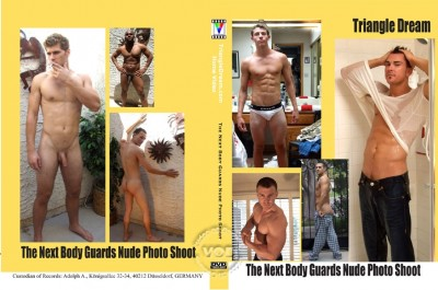 The Next Body Guard's Nude Photo Shoot