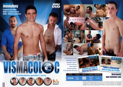 Vis ma coloc cover