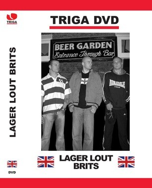 Lager Lout Brits (2010) cover