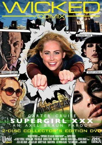 Supergirl XXX: A Parody (2016)
