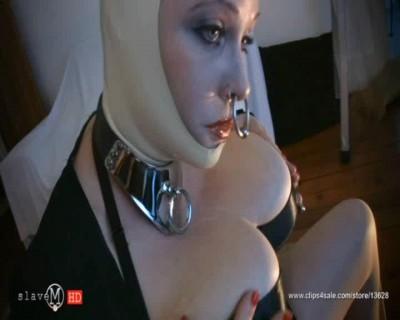SlaveM  / clip4sale - Lush lady torments his body cover