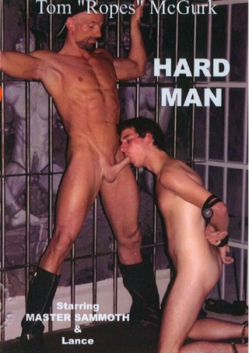 Tom Ropes McGurk - Hard Man cover