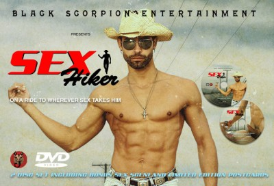 Sex Hiker  (2008) cover