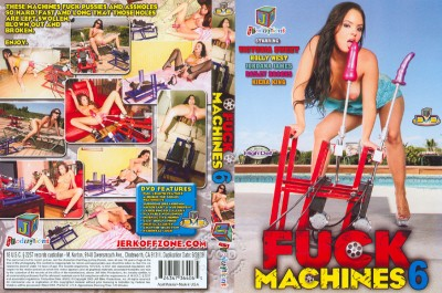 Fuck Machines 6 cover