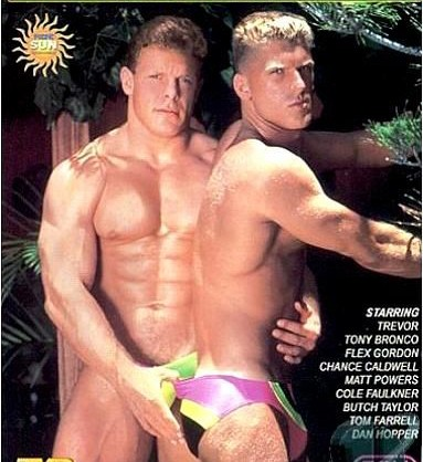 Muscle Force (1991) cover