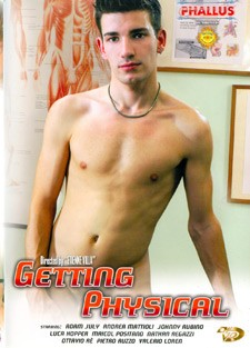 [Phallus] Getting physical Scene #3 cover