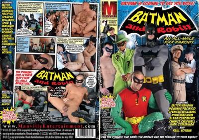 Batman and Robin: An All-Male XXX Parody (2012)