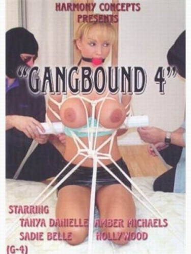Gangbound 4 cover