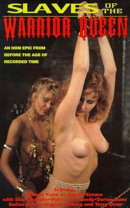 Slaves Of The Warrior Queen(classic of bdsm) cover