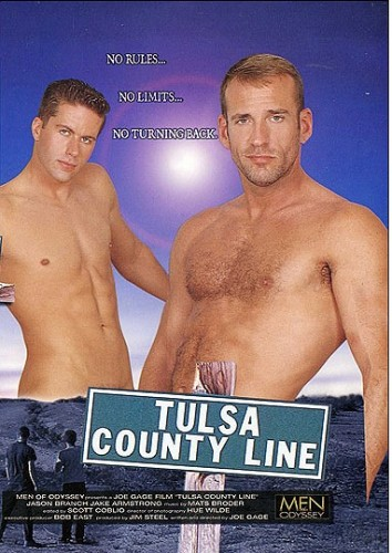 Men of Odyssey - Tulsa County Line cover