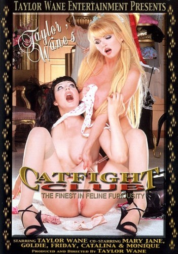 Catfight club vol1 cover