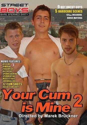 Street Boys - Your cum is mine 2 cover