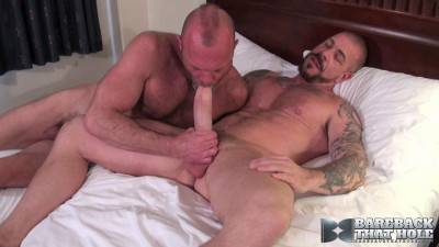 Rocco Steele and Chad Brock In Perfect Anal Fuck