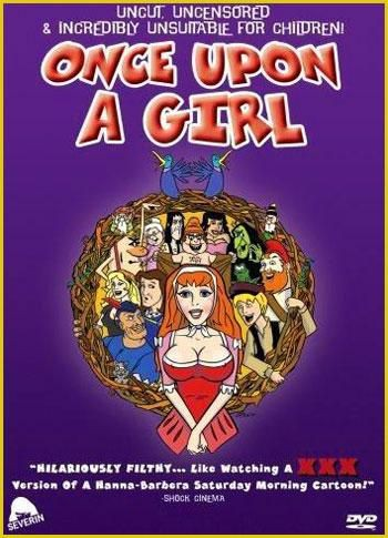 Once Upon A Girl cover