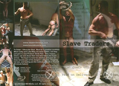 Slave Traders cover
