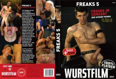 Freaks 5 cover
