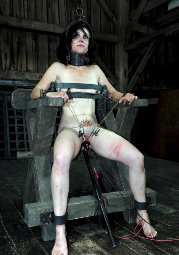Throne of pain in BDSM