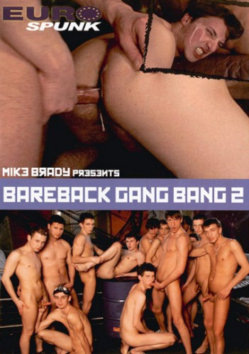 Bareback gang bang - part 2