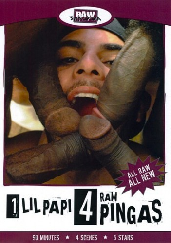 1 Lil Papi 4 Raw Pingas cover