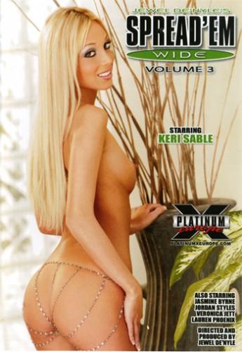 Spread Em Wide 3 (2008) cover