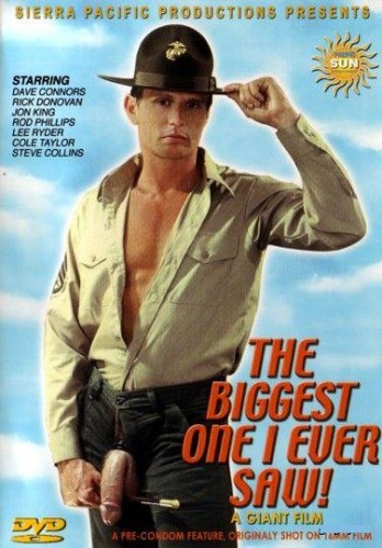 The Biggest One I Ever Saw (1985) cover