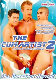 [Skin to Skin Films] The cum artist vol2 Scene #2 cover