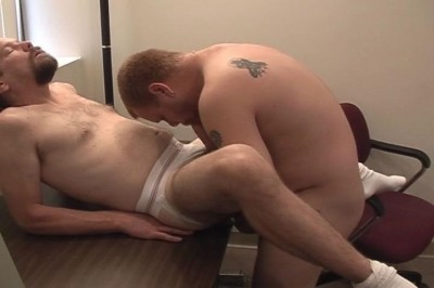 [Pig Daddy] Office Boys Vol 2 Scene #3