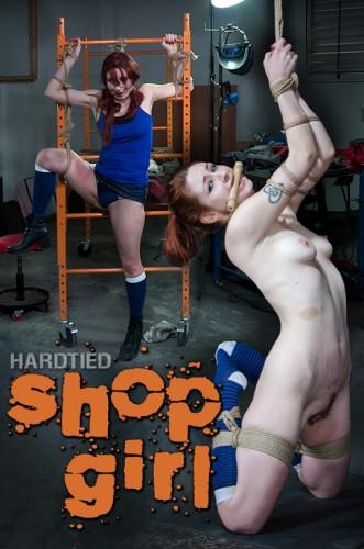 HardTied - Mar 30, 2016 - Shop Girl - Violet Monroe, Jack Hammer