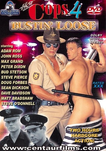 Hot Cops 4: Bustin Loose / Bustin Loose, Hot Cops Series, Volume 1 CF 1997