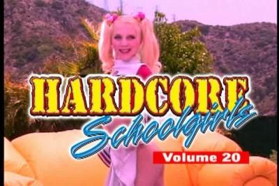 Hardcore Schoolgirls - Vol.20
