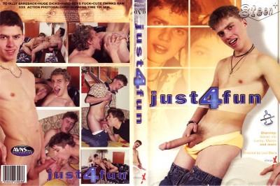 Just 4 Fun (Luis Blava / Vimpex Gay Media / 8Teen+) cover