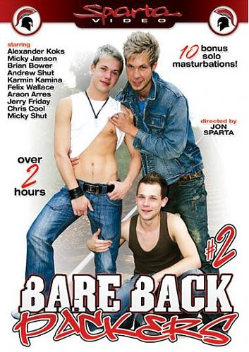 Bare Back Packers 2 [Sparta] cover