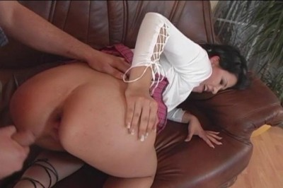 Dirty upskirt examination cover