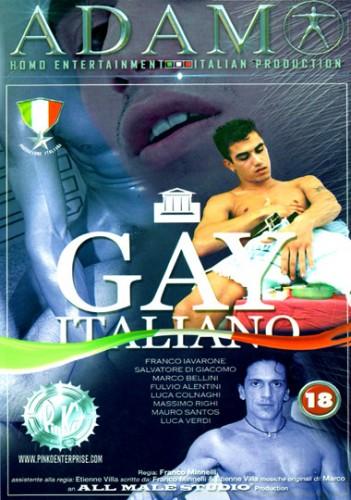 00453-Gay Italiano [All Male Studio] cover