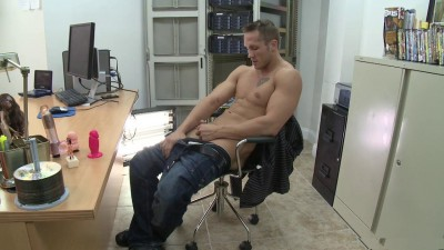 Stud amateur with a big dick (2012) cover