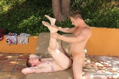 Brenden Cage & Will Parks