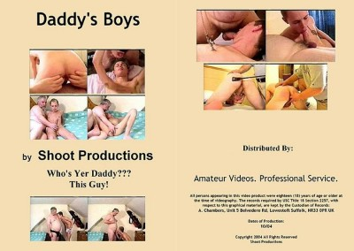 Daddy's Boys cover