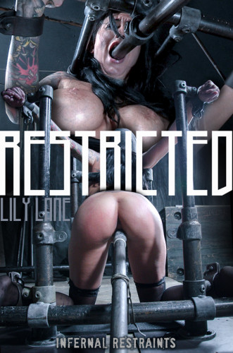 Lily Lane - Restricted cover
